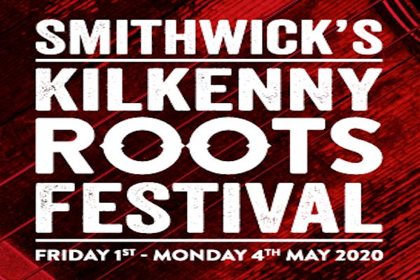 Smithwicks Rhythm' N Roots Kilkenny